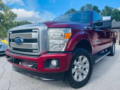 2014 Ford F-250 Super Duty for sale at Classic Luxury Motors in Buford GA