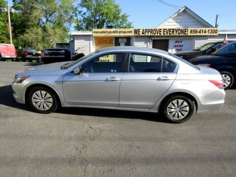 2010 Honda Accord for sale at American Auto Group Now in Maple Shade NJ