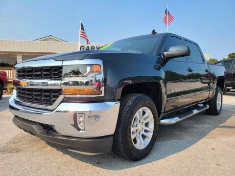 2018 Chevrolet Silverado 1500 for sale at Gary's Auto Sales in Sneads Ferry NC
