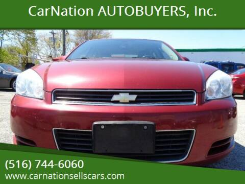 2008 Chevrolet Impala for sale at CarNation AUTOBUYERS, Inc. in Rockville Centre NY