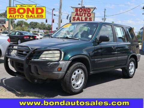 2001 Honda CR-V for sale at Bond Auto Sales in Saint Petersburg FL