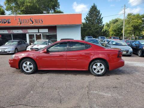 2007 Pontiac Grand Prix for sale at RIVERSIDE AUTO SALES in Sioux City IA