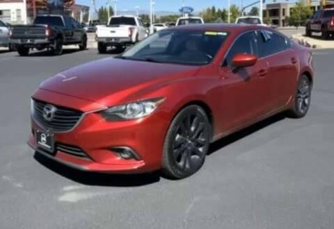2015 Mazda MAZDA6 for sale at Boktor Motors in Las Vegas NV