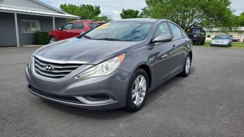 2013 Hyundai Sonata for sale at Jacks Auto Sales in Mountain Home AR
