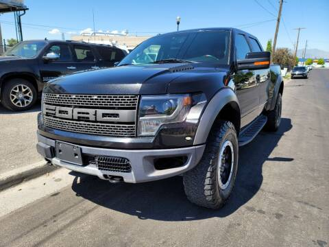 2013 Ford F-150 for sale at High Line Auto Sales in Salt Lake City UT