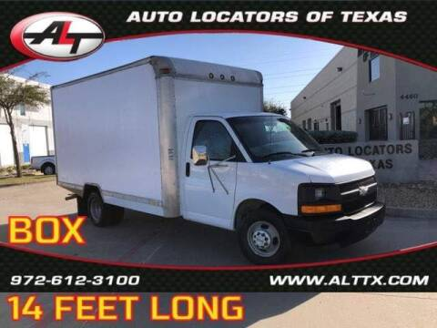 2003 Chevrolet Express Cutaway for sale at AUTO LOCATORS OF TEXAS in Plano TX