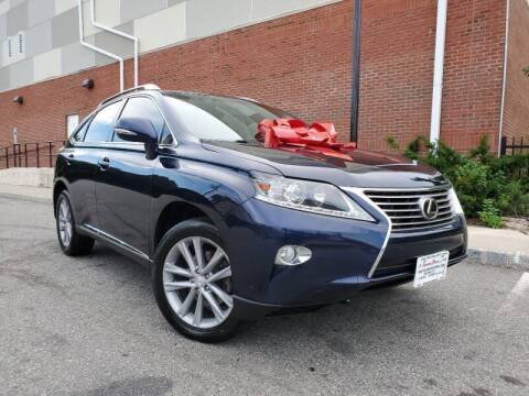 2013 Lexus RX 350 for sale at Speedway Motors in Paterson NJ