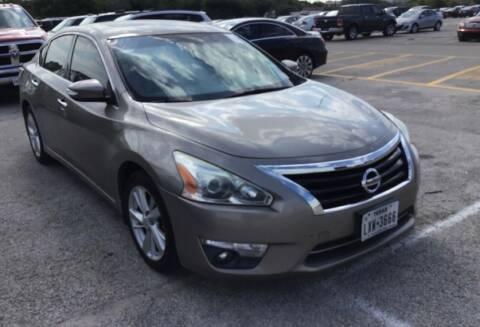 2014 Nissan Altima for sale at Hatimi Auto LLC in Austin TX