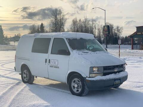 2003 Chevrolet Astro Cargo for sale at Freedom Auto Sales in Anchorage AK