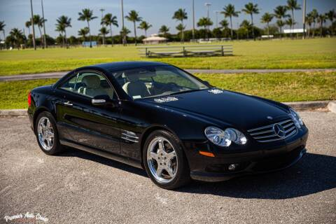 2003 Mercedes-Benz SL-Class for sale at Premier Auto Group of South Florida in Wellington FL