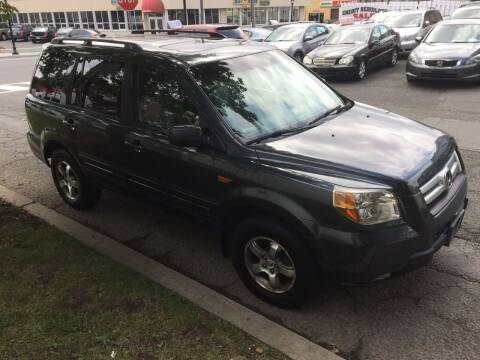 2006 Honda Pilot for sale at UNION AUTO SALES in Vauxhall NJ