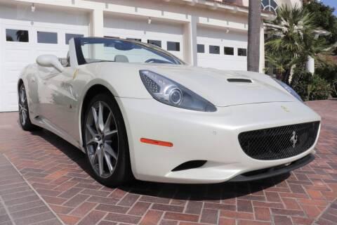 2013 Ferrari California for sale at Newport Motor Cars llc in Costa Mesa CA