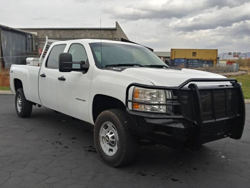2011 Chevrolet Silverado 2500HD for sale at AUTOMOTIVE SOLUTIONS in Salt Lake City UT