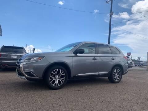 2018 Mitsubishi Outlander for sale at Primetime Auto in Corpus Christi TX