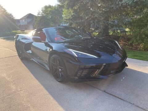 2021 Chevrolet Corvette for sale at M-97 Auto Dealer in Roseville MI
