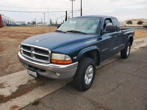 1999 Dodge Dakota for sale at The Auto Barn in Sacramento CA