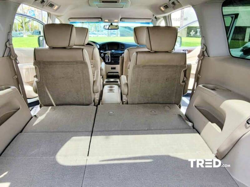 2012 Nissan Quest for sale in Los Angeles, CA