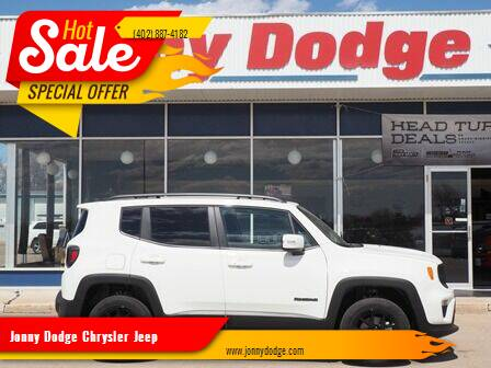 2020 Jeep Renegade for sale at Jonny Dodge Chrysler Jeep in Neligh NE