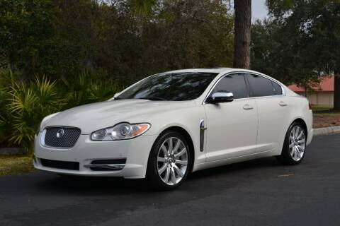 2010 Jaguar XF for sale at GulfCoast Motorsports in Osprey FL