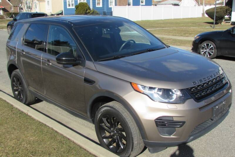 2016 Land Rover Discovery Sport for sale at First Choice Automobile in Uniondale NY