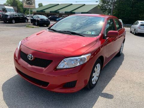 2010 Toyota Corolla for sale at Sam's Auto in Akron PA