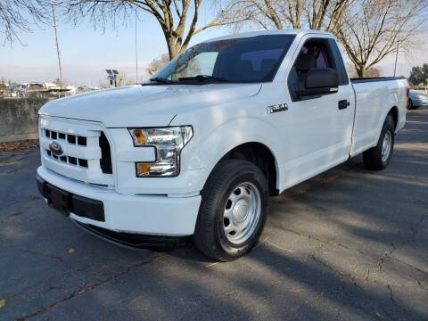 2016 Ford F-150 for sale at Matador Motors in Sacramento CA
