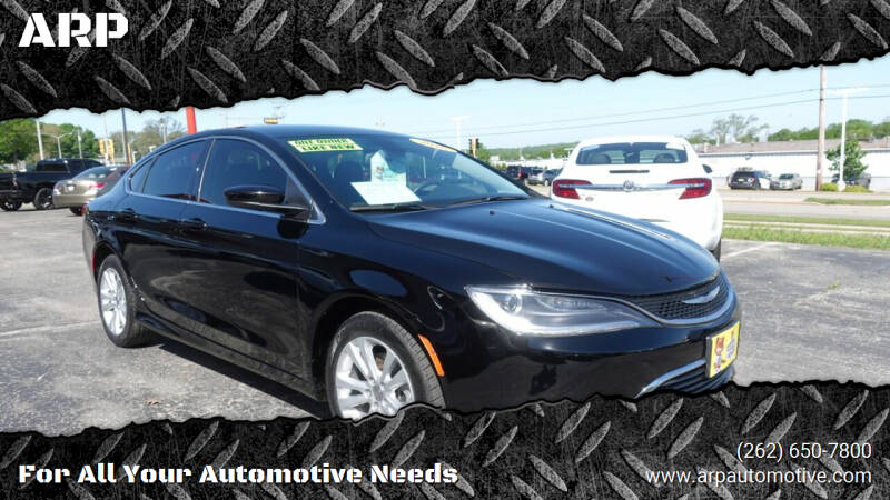2016 Chrysler 200 for sale in Waukesha, WI