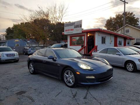 2010 Porsche Panamera for sale at Crosby Auto LLC in Kansas City MO