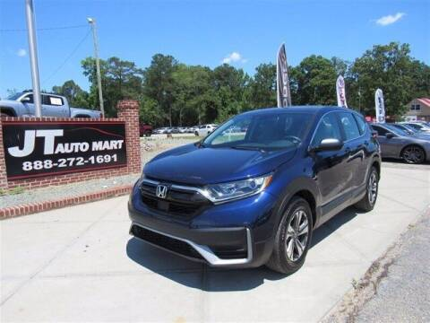 2020 Honda CR-V for sale at J T Auto Group in Sanford NC