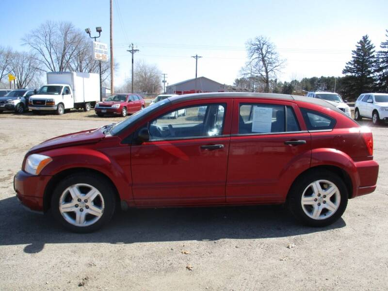 2007 Dodge Caliber for sale at D & T AUTO INC in Columbus MN