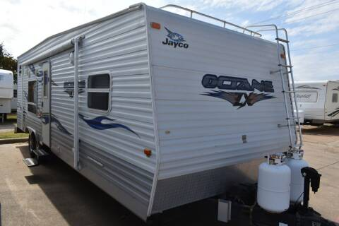 2007 Jayco Octane 26TY for sale at Buy Here Pay Here RV in Burleson TX