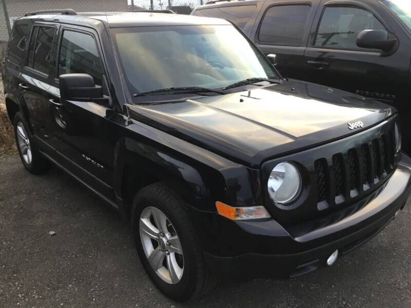 2012 Jeep Patriot for sale at eAutoDiscount in Buffalo NY
