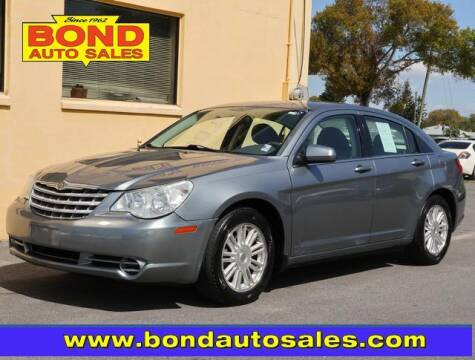 2008 Chrysler Sebring for sale at Bond Auto Sales in St Petersburg FL