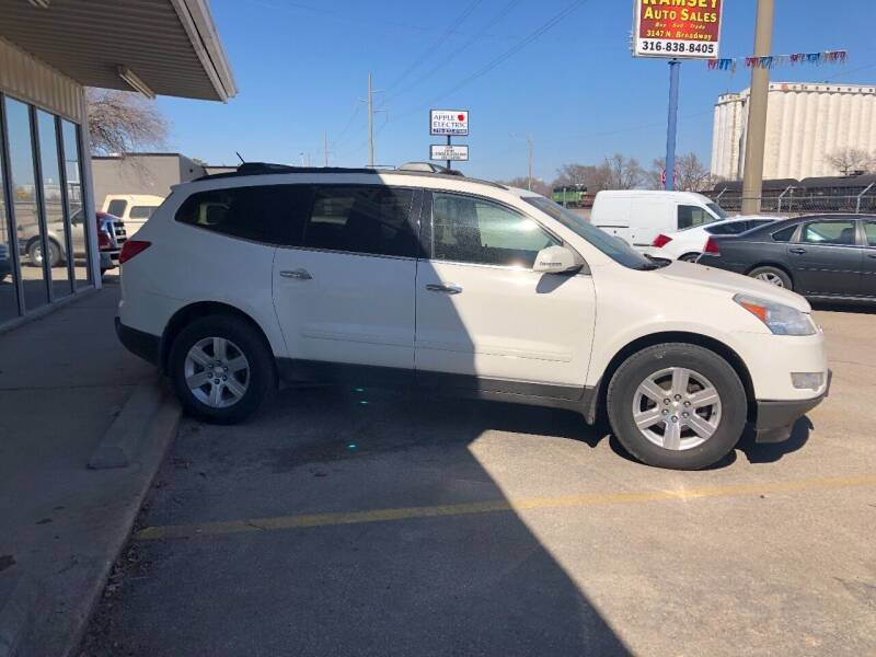 2011 Chevrolet Traverse for sale at Ramsey Auto Sales in Wichita KS