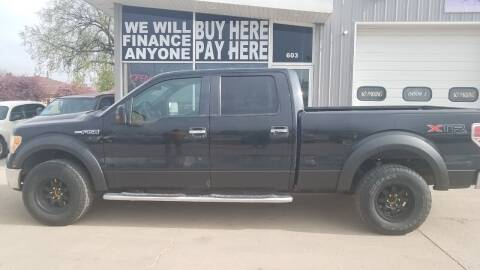 2010 Ford F-150 for sale at STERLING MOTORS in Watertown SD