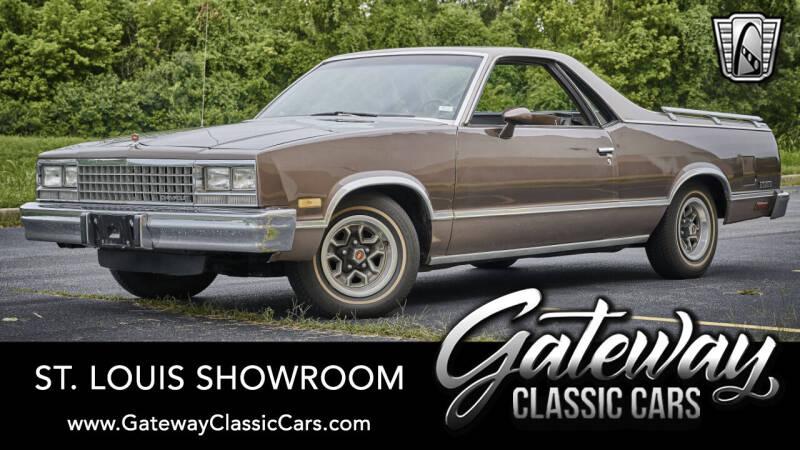 1984 Chevrolet El Camino for sale in O'Fallon, IL