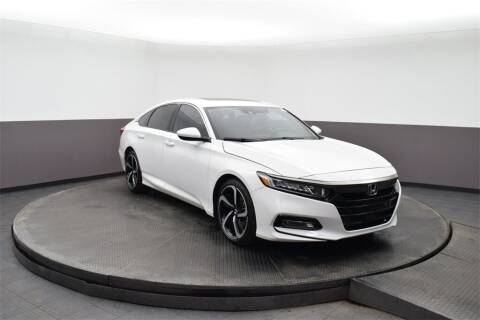 2018 Honda Accord for sale at M & I Imports in Highland Park IL