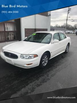 2004 Buick LeSabre for sale at Blue Bird Motors in Crossville TN