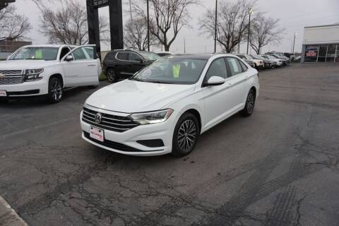 2019 Volkswagen Jetta for sale at Ideal Wheels in Sioux City IA