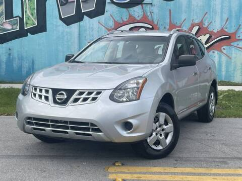 2014 Nissan Rogue Select for sale at Palermo Motors in Hollywood FL