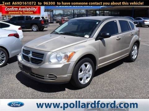 2009 Dodge Caliber for sale at South Plains Autoplex by RANDY BUCHANAN in Lubbock TX