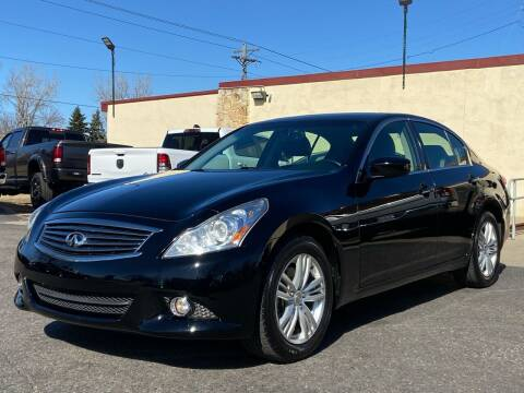 2015 Infiniti Q40 for sale at North Imports LLC in Burnsville MN