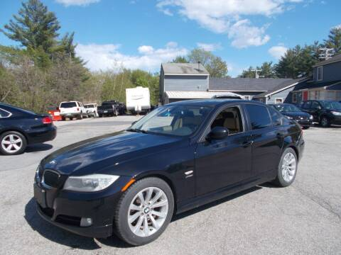 2011 BMW 3 Series for sale at Manchester Motorsports in Goffstown NH