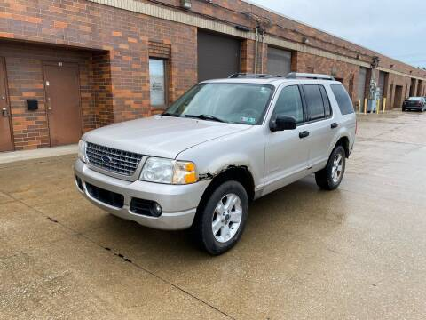 2005 Ford Explorer for sale at JE Autoworks LLC in Willoughby OH