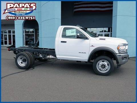 2019 RAM Ram Chassis 5500 for sale at Papas Chrysler Dodge Jeep Ram in New Britain CT