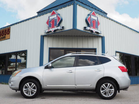 2012 Nissan Rogue for sale at DRIVE 1 OF KILLEEN in Killeen TX