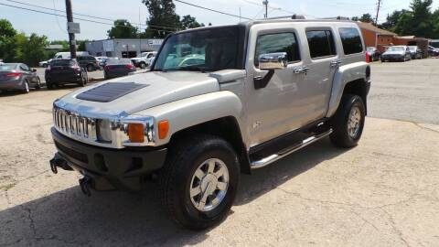 2006 HUMMER H3 for sale at Unlimited Auto Sales in Upper Marlboro MD