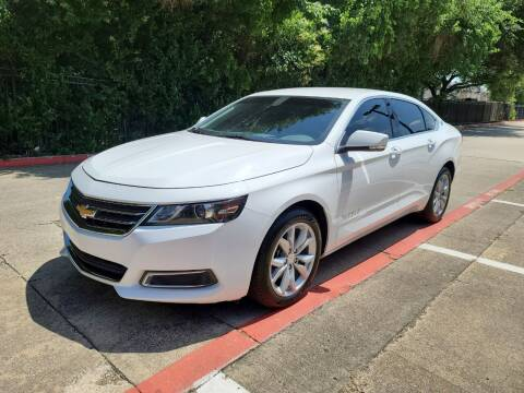 2017 Chevrolet Impala for sale at DFW Autohaus in Dallas TX