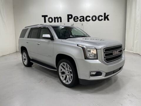 2018 GMC Yukon for sale at Tom Peacock Nissan (i45used.com) in Houston TX