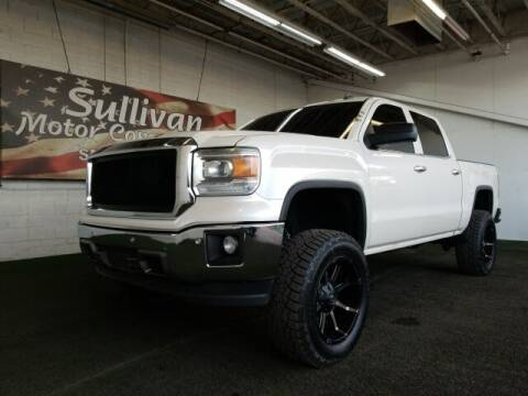 2014 GMC Sierra 1500 for sale at SULLIVAN MOTOR COMPANY INC. in Mesa AZ
